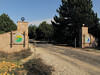 (Entrance of Spil Dağı Milli Parki)