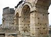 archaeological site Hierapolis A.D. 3th Century (Pamukkale)