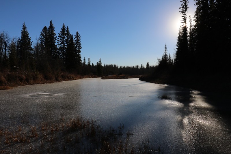 Reservoir Dam #2