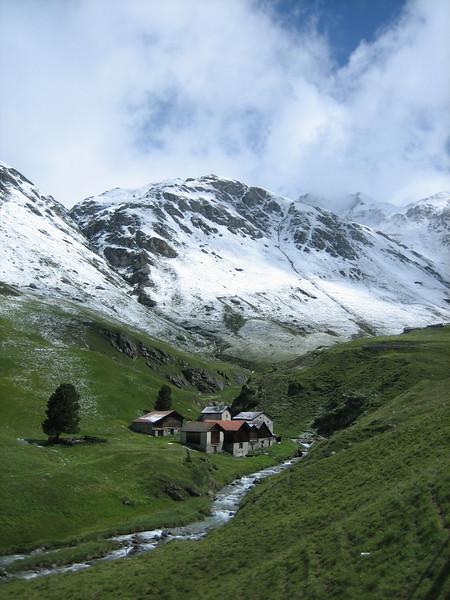 Bernina pass ca.2100m