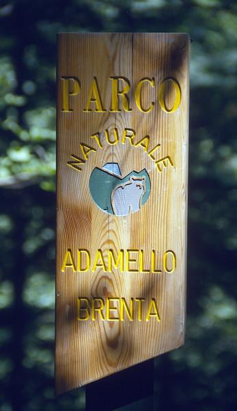 "National Park ""Brenta"""