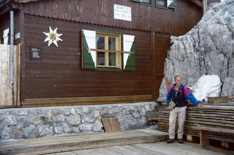 Seethalerhütte (Dachsteinwartehütte) 2720m