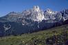 Dachstein with the Bisschofsmutze 2459m
