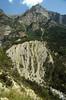 erosion towers, Les Demoiselles Coiffees