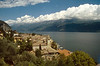 View at Monte Baldo with Gargnano (Lake Garda)