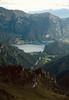View from Monte Tremalzo at Lago di Garda (Lake Garda)