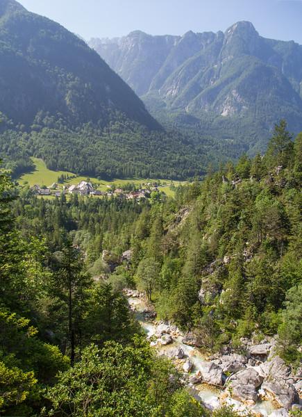 Soča Valley with Trenta and Soča river
