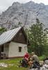 N of Mount Triglav 2864m