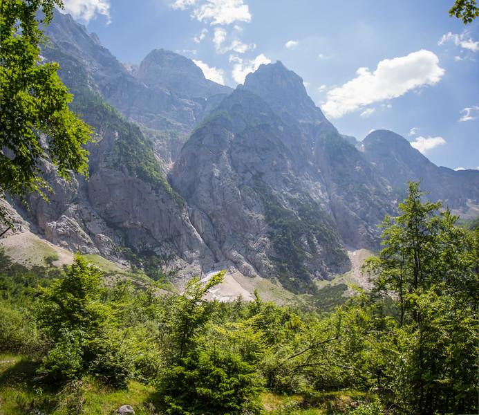 Mount Triglav 2864m