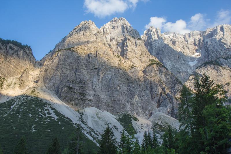 Mount Stenar 2501m