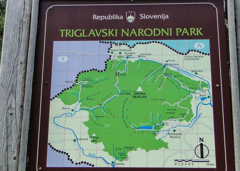 Triglav National Park, June 2015