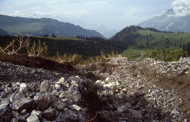 Ratikon mountains