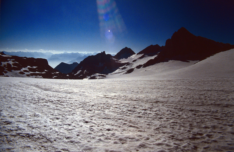 Brandner glacier