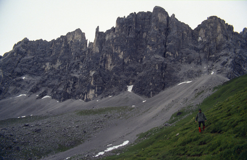erosion of limestone