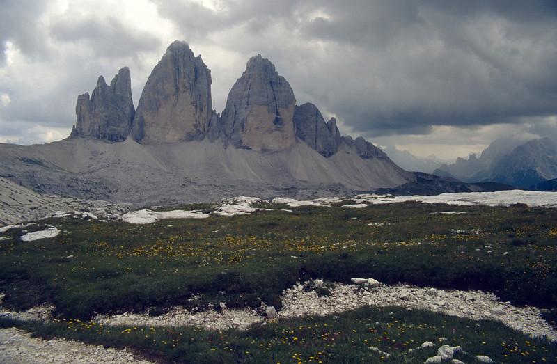 Sextener Dolomites, Italy
