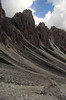 Scree, Sextener Dolomites, Italy