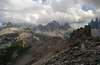 Cadin gruppe, Sextener Dolomites