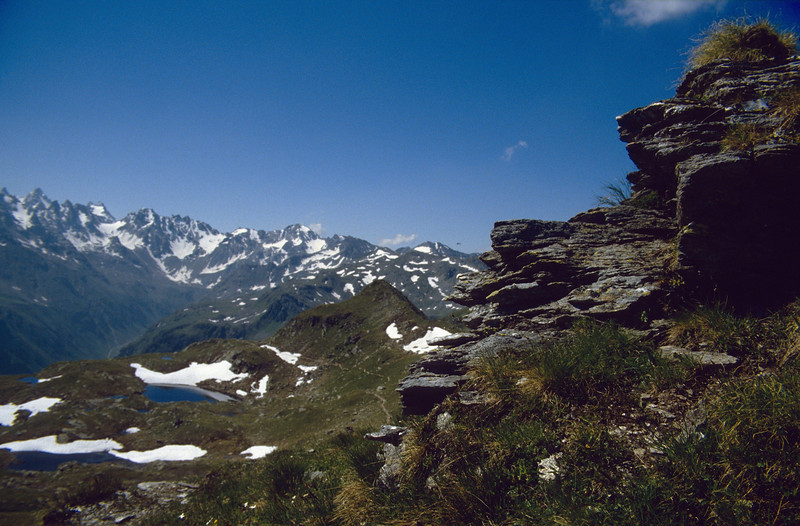 Silvretta mountains