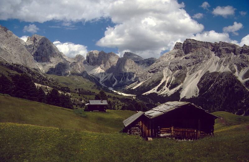 Seiser Alm 2000m. (South Tirol & Dolomites)