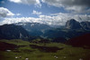 meadows of the Seiser Alm 2000m