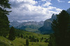 South Tirol and the meadows of the Seiseralm 2000m