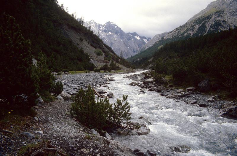 Val Cluoza, Swiss National Park, Graubunden