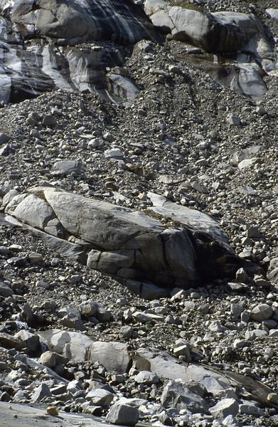 Schwarzenstein glacier