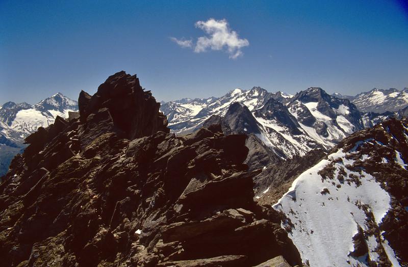 view of the Ahornspitze