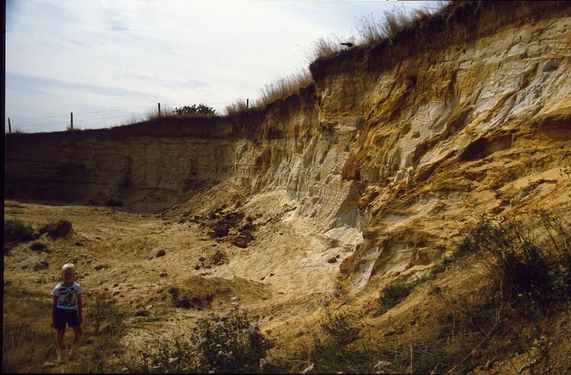 Akens-sand (Gemmenich, Belgium)