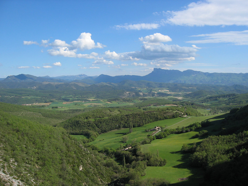 Vercors, Massif Central
