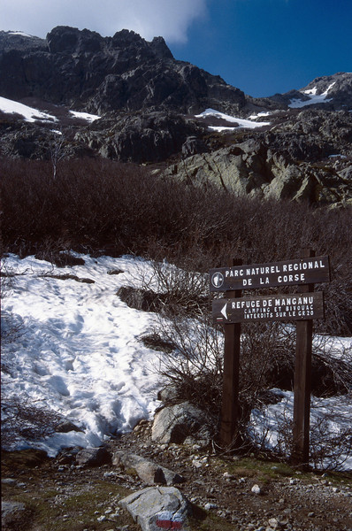 Parc Naturel Regional De La Corse