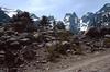 near Monte Cinto 2710m, the mountains of Corsica