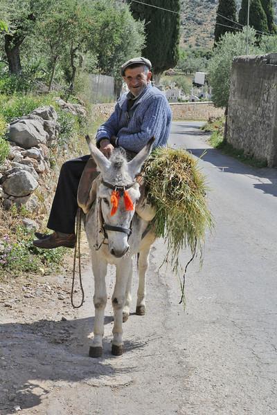 Traditional transport, Sparti-Geraki