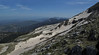 Ascending-Profitis Ilias 2407m, highest summit, Taigetos mountains v.v. (SW of Sparti)