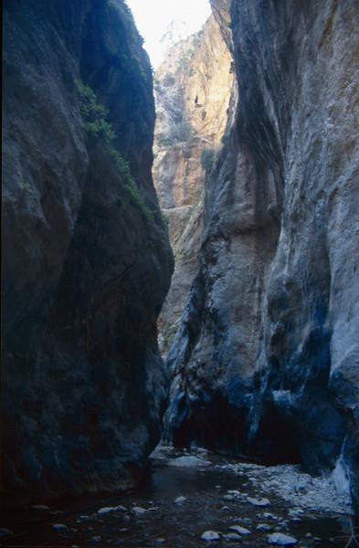 Serakinas Gorge