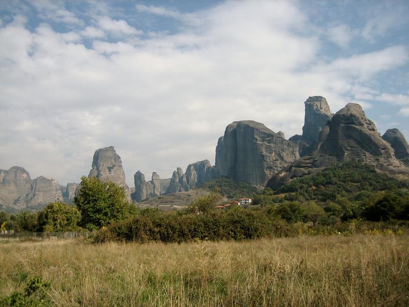 Monasteries of Meteora (15-16th century)