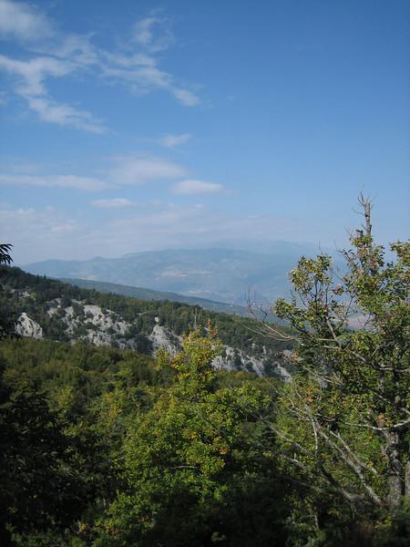 (Mount Ossa)