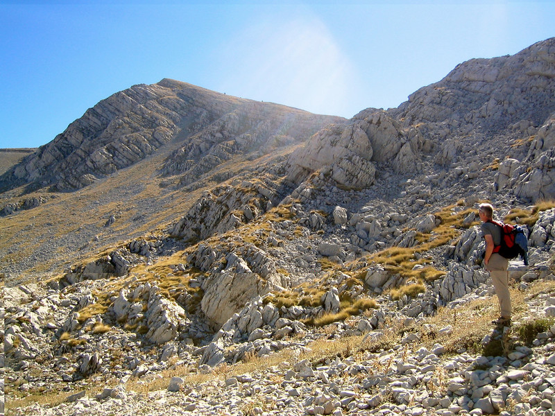 Parnassos mountains