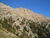Mytikas 2917m. Mount Olympus