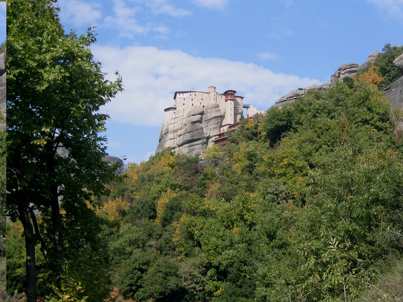 Varlaam Monastery, Monasteries of Meteora (15-16th century)