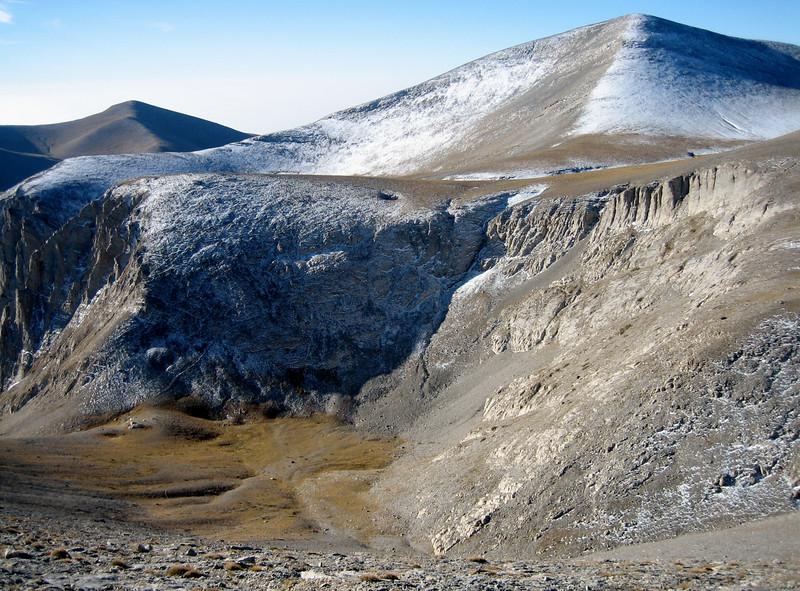 Alpine zone near Olympus