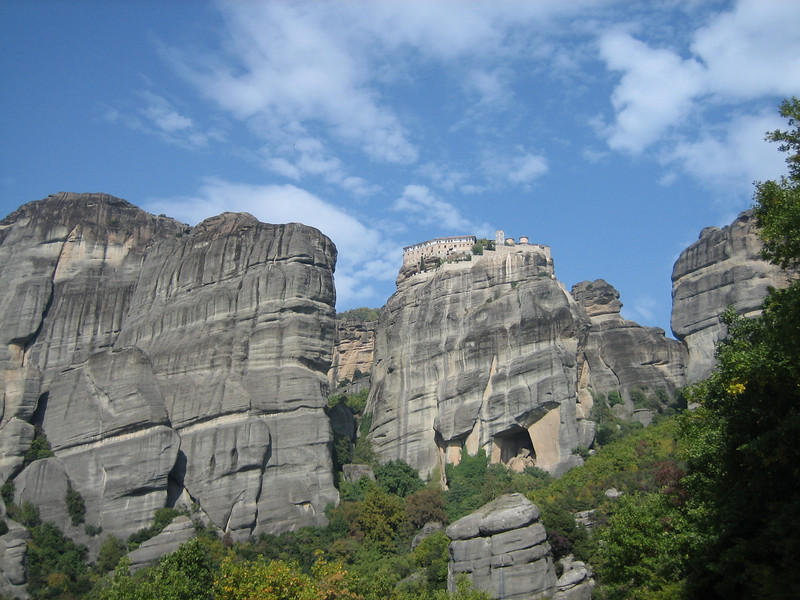 Monasteries of Meteora (15-16th century)