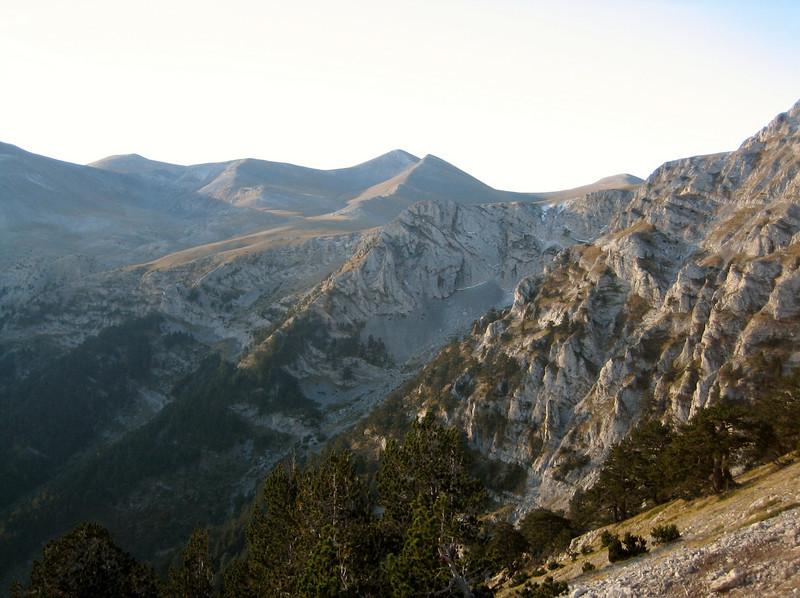 Mount Olympus National Park