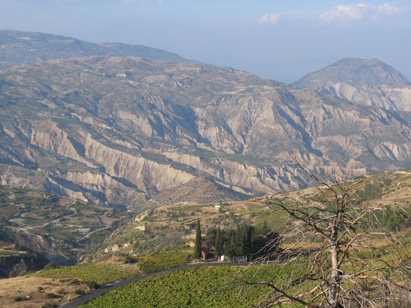 Mount Helmos (Northern Peloponnese)
