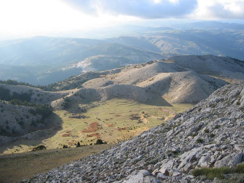 Mount Parnon (East Peloponnese)