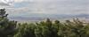 view at Athens, Mount Imittos 1026m, N of Athens