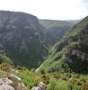 Vikos Gorge, near the Monastery of Monondendri