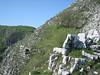 Monte Sant Angelo (limestone rocks >2000m.)