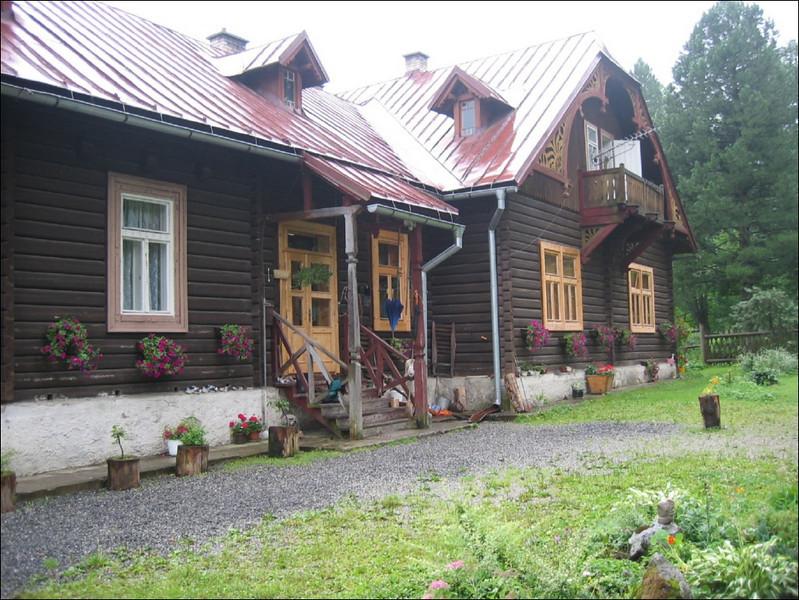 Tatransky Narodny Park-home (National parc Tatra)