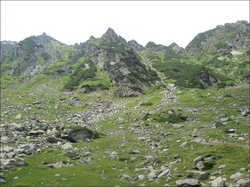 Carpathian mountains (Romania)